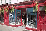John's Bikes, Walcot Street, Bath, England