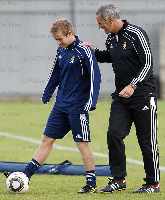 Barry Bannan and Jim Fleeting