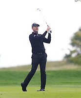 Stuart Manley (WAL) on the 2nd fairway during Round 4 of the D+D Real Czech Masters at the Albatross Golf Resort, Prague, Czech Rep. 03/09/2017<br /> Picture: Golffile   Thos Caffrey<br /> <br /> <br /> All photo usage must carry mandatory copyright credit     (&copy; Golffile   Thos Caffrey)