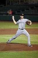 Justin Hancock - Surprise Saguaros - 2014 Arizona Fall League (Bill Mitchell)