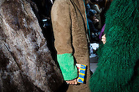 NEW YORK - FEB 12: JASON WU at Spring Studios. Scenes from New York Fashion Week, FALL/WINTER 2016, on February 12, 2016, in New York City. (Photo by Landon Nordeman)