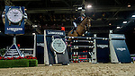 Julien Epaillard of France rides Cristallo A LM in action during the Longines Grand Prix as part of the Longines Hong Kong Masters on 15 February 2015, at the Asia World Expo, outskirts Hong Kong, China. Photo by Victor Fraile / Power Sport Images