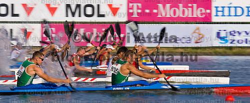 Kayak-Canoe World Championships.