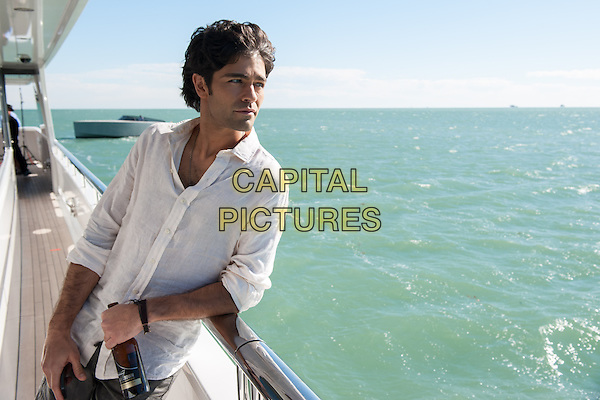 ADRIAN GRENIER as Vince in Warner Bros. Pictures,' Home Box Office's and RatPac-Dune Entertainment's comedy &quot;ENTOURAGE,&quot; a Warner Bros. Pictures release.<br /> *Filmstill - Editorial Use Only*<br /> CAP/NFS<br /> Image supplied by Capital Pictures