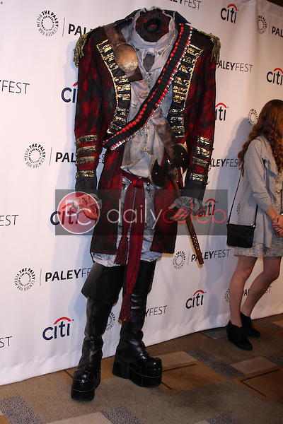 """Headless Horseman<br /> at """"Sleepy Hollow"""" at the 31st PALEYFEST, Dolby Theater, Hollywood, CA 03-19-14<br /> David Edwards/DailyCeleb.Com 818-249-4998"""
