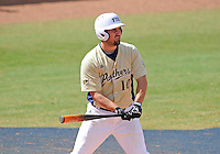 Florida International University infielder/outfielder Adam Kirsch (10) plays against Florida Atlantic University. FAU won the game 9-3 on March 18, 2012 at Miami, Florida.