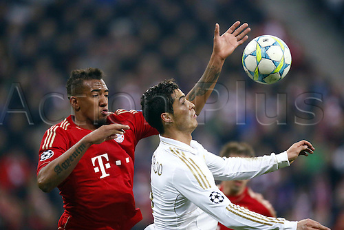Jerome Boateng Bavaria No 17 in duel
