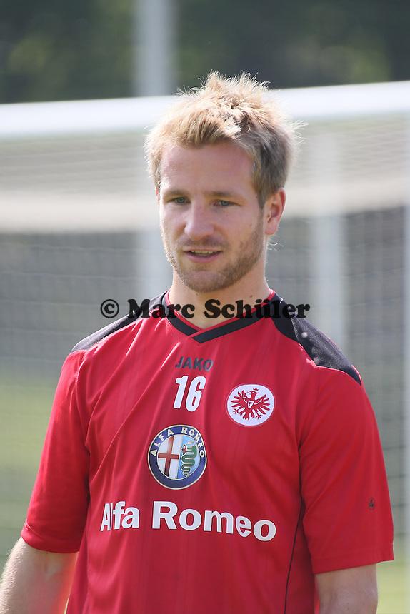 Stefan Aigner (Eintracht) - Eintracht Frankfurt Training, Commerzbank Arena