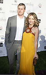Eric Dane and Rebecca Gayheart arrive at 7th Annual Chrysalis Butterfly Ball on May 31, 2008 at a Private Residence in Los Angeles, California.
