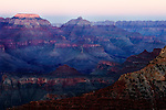 Mather Point, Sunset