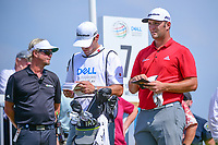 Jon Rahm (ESP) looks over 7 during round 7 of the World Golf Championships, Dell Technologies Match Play, Austin Country Club, Austin, Texas, USA. 3/26/2017.<br /> Picture: Golffile | Ken Murray<br /> <br /> <br /> All photo usage must carry mandatory copyright credit (&copy; Golffile | Ken Murray)