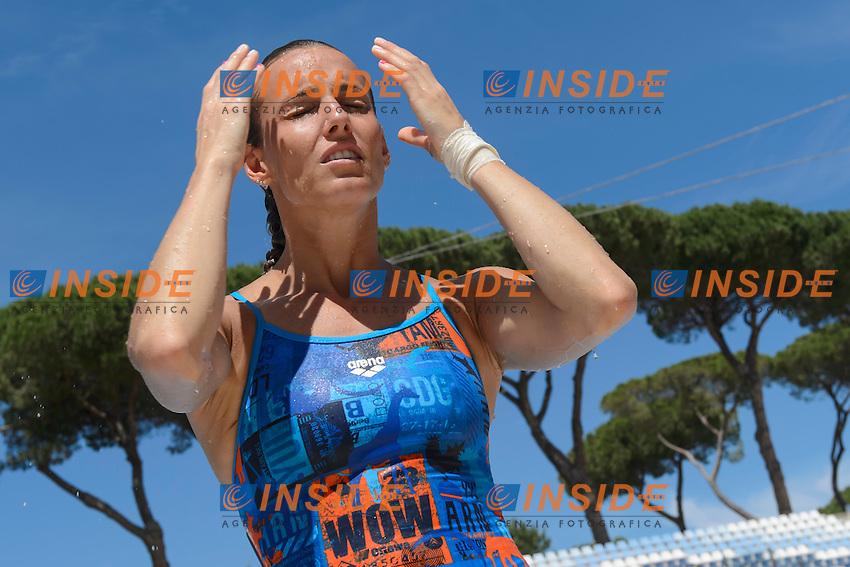 Tania Cagnotto <br /> Trampolino 3m Donne <br /> Roma 21-06-2016 Stadio del Nuoto Foro Italico Tuffi Campionati Italiani <br /> Foto Andrea Staccioli Insidefoto