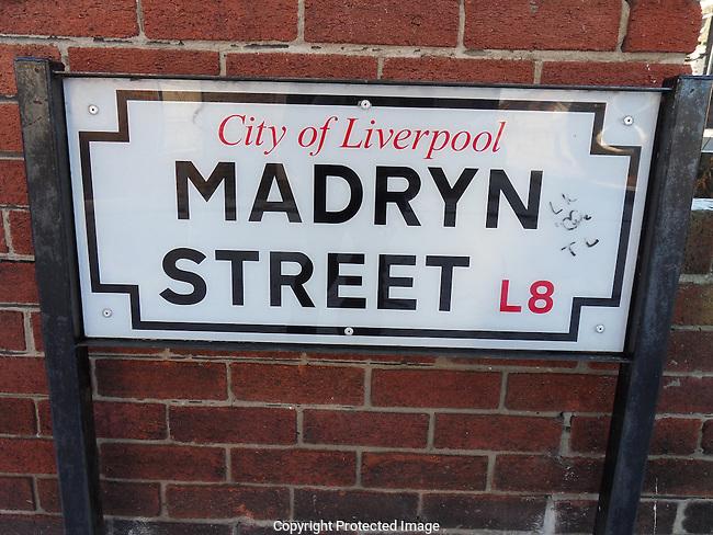 Madryn Street