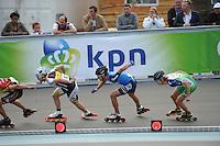 INLINE SKATEN: ALMERE: 02-07-2013, EK Inline Skaten, ©foto Martin de Jong