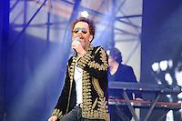 SÃO PAULO, SP, 26.06.2015 - FESTIVAL-SP  -  O cantor Nando Reis durante o Nivea Viva Rock Brasil  na Praça Heróis da FEB, região norte de São Paulo, neste domingo, 26. (Foto: Yuri Alexandre/Brazil Photo Press)