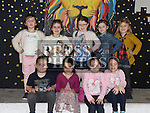 Junior Chorus Group 1 pictured at rehearsals for the Childrens Variety show in Our Lady's College Greenhills. Photo:Colin Bell/pressphotos.ie