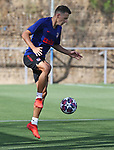Atletico de Madrid's Santiago Arias during training session. August 7,2020.(ALTERPHOTOS/Atletico de Madrid/Pool)