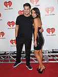 Rob Kardashian and Cheryl Burke at The iHeartRadio Music Festival held at The MGM Grand in Las Vegas, California on September 24,2011                                                                               © 2011 DVS / Hollywood Press Agency
