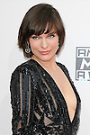 LOS ANGELES - NOV 20: Milla Jovovich at the 2016 American Music Awards at Microsoft Theater on November 20, 2016 in Los Angeles, California