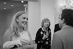 Garden City, New York, USA. 3rd November 2015. At left, Nassau County Legislator Delia DeRiggi-Whitton, Dem - 11th LD, attends the Election Night Party of the Nassau County Democrats, at the Garden City Hotel. Del-Riggio was re-elected.