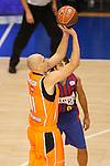 Baloncesto Fuelabrada's Lubos Barton during Liga Endesa ACB match.October 30,2011. (ALTERPHOTOS/Acero)