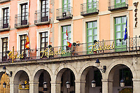 Hotel Infanta Isabel, Segovia, Spain