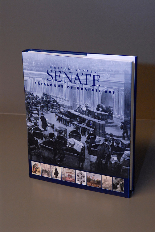 Book review of United States Senate; Catalogue of Graphic Art.