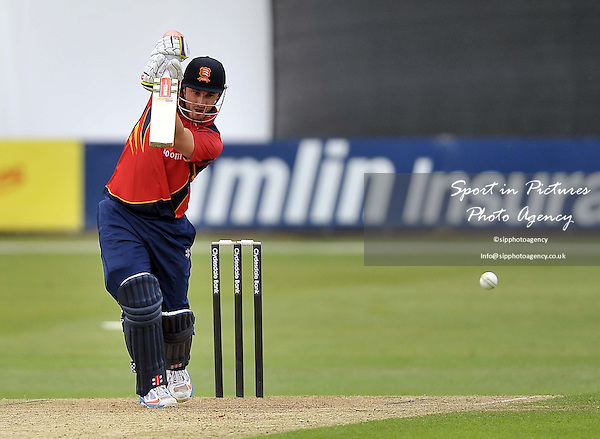 Hamish Rutherford (Essex). Essex V Lancashire. Yorkshire Bank 40. The Essex County Ground (ECG). Chelmsford. Essex. 16/06/2013. MANDATORY Credit Garry Bowden/Sportinpictures - NO UNAUTHORISED USE - 07837 394578