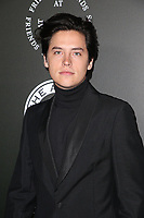 SANTA MONICA, CA - JANUARY 6: Cole Sprouse at Art of Elysium's 11th Annual HEAVEN Celebration at Barker Hangar in Santa Monica, California on January 6, 2018. <br /> CAP/MPI/FS<br /> &copy;FS/MPI/Capital Pictures