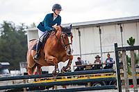 CLASS 3: Fieldline Horse Floats Horse 1.25m. 2020 NZL-Fieldline Horse Floats Brookby Showjumping Summer GP Show. Papatoetoe Pony Club. Auckland. Saturday 8 February. Copyright Photo: Libby Law Photography