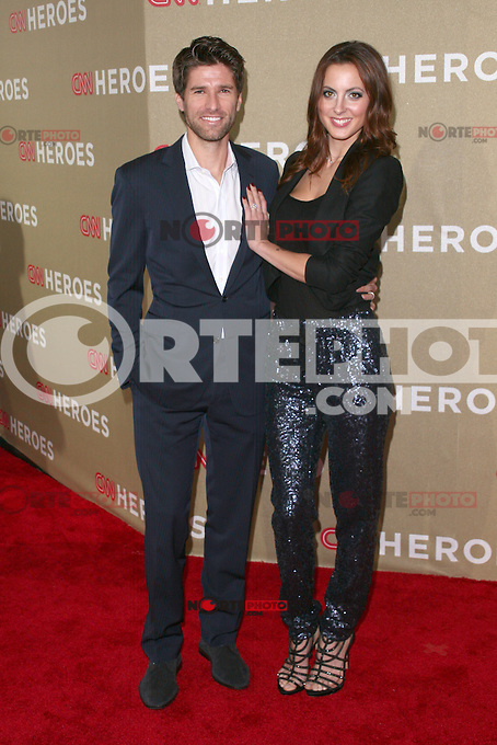 LOS ANGELES, CA - DECEMBER 02:  Kyle Martino and Eva Amurri Martino at the CNN Heroes: An All Star Tribute at The Shrine Auditorium on December 2, 2012 in Los Angeles, California. Credit: mpi27/MediaPunch Inc. ©/NortePhoto /NortePhoto©
