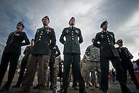 DNC veterans march