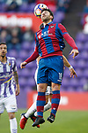 Levante UD's Victor Casadesus during La Liga Second Division match. March 11,2017. (ALTERPHOTOS/Acero)