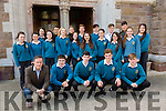 Mr Kissane's TY Students from Mercy Mounthawk at the Dominican Church Special ceremony to mark Donal Walsh 2nd anniversary