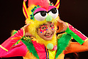 A member of the group ''TEMPURA KIDZ'' performs at the ''Harajuku Kawaii Week'' on May 10, 2015, Tokyo, Japan. Various  famous models and idol groups attend the ''Harajuku Kawaii Week 2015'' to promotes the fashion events in Tokyo. The event was held from May 09 to 10. (Photo by Rodrigo Reyes Marin/AFLO)