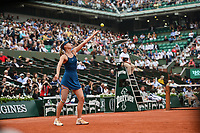 Maria Sharapova of Russia during Day 11 of the French Open 2018 on June 6, 2018 in Paris, France. (Photo by Dave Winter/Icon Sport)