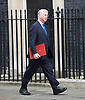 Cabinet Meeting <br /> 10 Downing Street London, Great Britain <br /> 29th March 2017 <br /> <br /> Ministers arrive for the final cabinet meeting ahead of triggering Article 50 today in The House of Commons. <br /> <br /> <br /> Michael Fallon MP <br /> Defence Sec <br /> <br /> Photograph by Elliott Franks <br /> Image licensed to Elliott Franks Photography Services