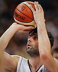 Kosarka-Basketball<br /> Srbija v Grcka-Prijateljski Mec<br /> Milos Teodosic<br /> Beograd, 28.06.2016.<br /> foto: Srdjan Stevanovic/Starsportphoto &copy;