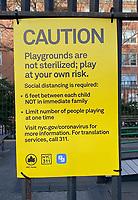 MAR 24 NYC precautions during the coronavirus pandemic