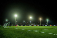 Friday  16 December 2016<br /> Pictured:  GV of the Landore training facility <br /> Re: Swansea City U18s v Wolverhampton Wonderers U18s, 3rd Round FA youth Cup Match at the Landore Training Facility, Swansea, Wales, UK