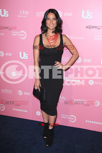 Olivia Munn at Us Weekly's Hot Hollywood Style Event at Greystone Manor Supperclub on April 18, 2012 in West Hollywood, California. © mpi28/MediaPunch Inc.