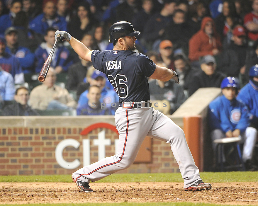 5/7/12 ATLANTA BRAVES @CHICAGO CUBS. Cubs win 5-1