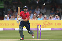 Alastair Cook in batting action for Essex during Essex Eagles vs Notts Outlaws, Royal London One-Day Cup Semi-Final Cricket at The Cloudfm County Ground on 16th June 2017