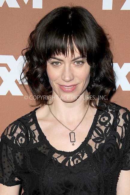 WWW.ACEPIXS.COM . . . . . .March 28, 2013...New York City....Maggie Siff attends the 2013 FX Upfront Bowling Event at Luxe at Lucky Strike Lanes on March 28, 2013 in New York City ....Please byline: KRISTIN CALLAHAN - ACEPIXS.COM.. . . . . . ..Ace Pictures, Inc: ..tel: (212) 243 8787 or (646) 769 0430..e-mail: info@acepixs.com..web: http://www.acepixs.com .