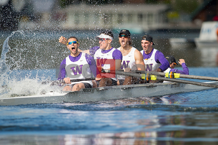 The University of Washington men's and women's crew team host Cal on April 25, 2015. (Photography by Scott Eklund/Red Box Pictures)