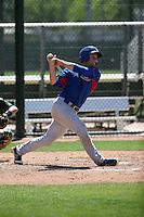Jason Vosler - Chicago Cubs 2016 spring training (Bill Mitchell)