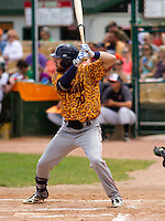GREEN BAY - June 2015: Kenosha Kingfish outfielder Eric Filia (70) during a Northwoods League game against the Green Bay Bullfrogs on June 21st, 2015 at Joannes Park in Green Bay, Wisconsin. Green Bay defeated Kenosha 10-7. (Brad Krause/Krause Sports Photography)