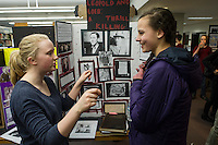 University of Chicago - Laboratory Schools - Yourist History Fair - March 18, 2014