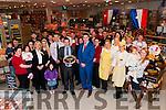 Garvey's Supervalu Dingle staff and management celebrating their award.
