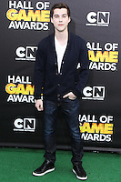 SANTA MONICA, CA, USA - FEBRUARY 15: Jeremy Shada at the 4th Annual Cartoon Network Hall Of Game Awards held at Barker Hangar on February 15, 2014 in Santa Monica, California, United States. (Photo by David Acosta/Celebrity Monitor)